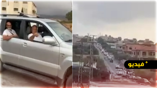 محمد ابركان يقود حملة في معقله بإعزانن ويسعى لتحقيق نتائج إجابية للحفاظ على مقعده البرلماني