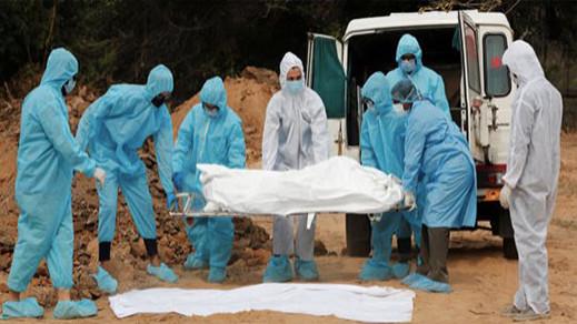 تسجيل حصيلة مرتفعة من الوفيات بسبب فيروس كورونا