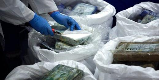 """""""يوروبول"""" تكشف طرق دخول مخدر """"الكوكايين"""" إلى الدول الأوروبية"""