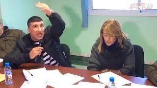 رشيد لموي يثور في وجه سعيد الرحموني بعد اقصائه من لائحة المجلس الإقليمي