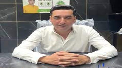 عمر العزوزي يشكر من دعمه في الانتخابات الجماعية بالناظور