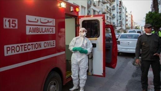 """تسجيل 1555 إصابة و34 وفاة جديدة بـ """"كورونا"""" في 24 ساعة"""