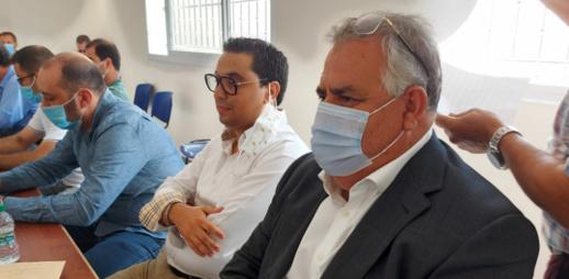 انتخاب حليم فوطاط رئيسا لجماعة بني انصار