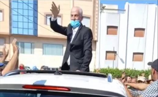 انتخاب محمد افلاح الجعفاري رئيسا لمجلس جماعة بودينار