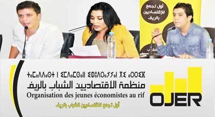 منظمة الإقتصاديين الشباب بالريف تعقد جمعها العام التأسيسي بالناظور