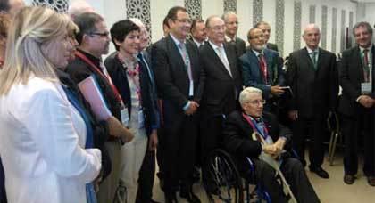 الدكتور محمد بودرا يترأس اجتماع المجلس السياسي للجنة المتوسطية بالرباط