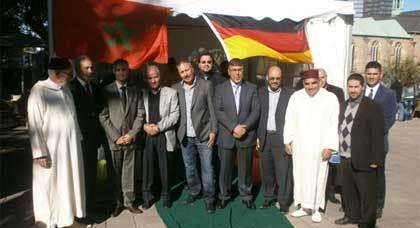حضور مشرف لمغاربة العالم في تظاهرة ثقافية دولية بإسن الألمانية