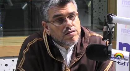 """بالفيديو.. وزير العدل يتحدث عن """"معتقلي القبلة"""" بالناظور"""