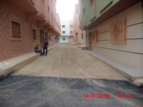 جمعية حي ابن سينا بأزغنغان ترفع تظلماً إلى عامل الإقليم والمدير الجهوي لمجموعة العمران