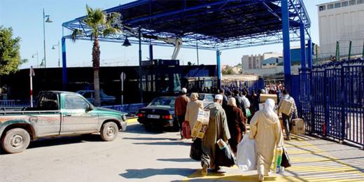 اسبانيا تنتظر موعدا من المغرب لمناقشة فتح حدود مليلية وسبتة