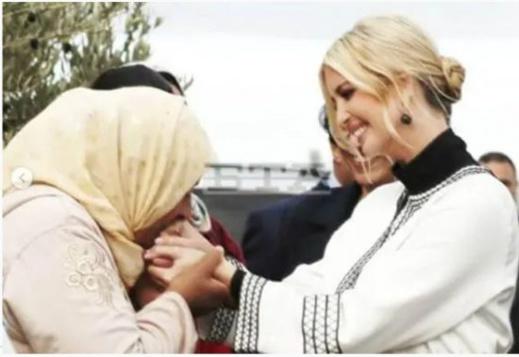ابنة ترامب تحل في مراكش لحضور زفاف ملياردير مغربي