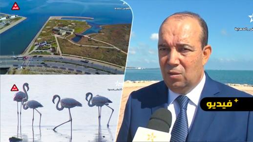 شاهدوا.. القناة الأمازيغية تسلط الضوء على مشروع منتزه الطيور العالمي بكورنيش الناظور