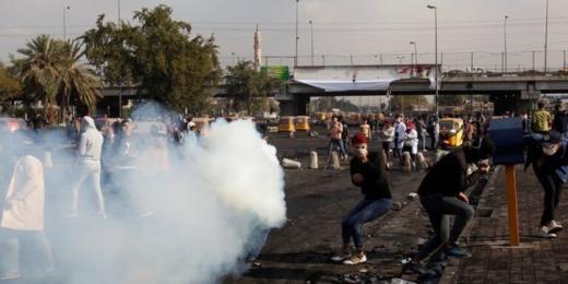 قتلى وجرحى في مظاهرات بيروت وانتشار الجيش في الشوارع