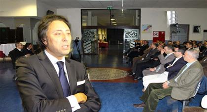 لقاء تواصلي مع الجالية المغربية نظمه سفير الملك للمملكة المغربية ببروكسيل