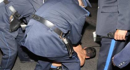 """الشرطة القضائية تلقي القبض على """"البوغا"""" أحد أكبر مروجي الكوكايين بالناظور"""