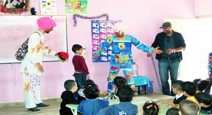 براعم التعليم الأولي بجمعية التنمية والتعاون بتاويمة يحتفلون بحلول السنة الهجرية الجديـدة