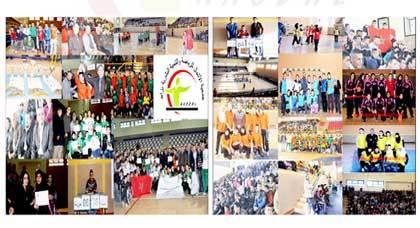 جمعية الأشبال للرياضة والتنمية البشرية بزايو تنظم دوريا لكرة اليد إناث