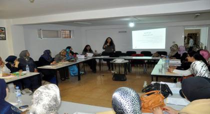 شبكة الصناعات التقليديات بالمغرب تنظم دورة تكوينية لتدبير المشاريع بالناظور