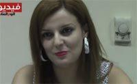 ملكة جمال المغرب أتمنى علاقة عاطفية مع مصري
