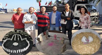 افتتاح ملتقى فن المركبات بالناظور على إيقاع تكريم الفنان التونسي الصحبي الشتيوي