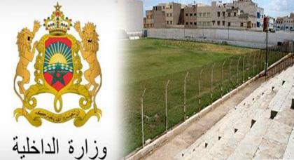 هل ستفي وزارة الداخلية بوعدها لتكسية الملعب البلدي بالناظور بالعشب الإصطناعي