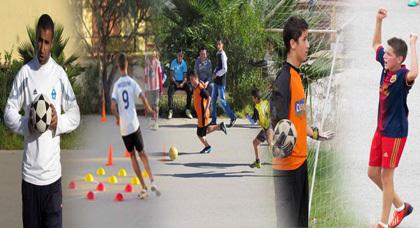 مجموعة المنار بالناظور تجربة رياضية ناجحة في كرة القدم