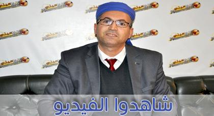 رشيد رخا يستنكرُ الهجماتِ التي يتعرّض لها أمازيغ مزاب بالجزائر ويَدعو إلى وقفةٍ احتجاجيّة