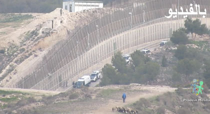 فيديو يظهر تورط الأمن الاسباني بمليلية في ترحيل مهاجرين أفارقة نحو المغرب
