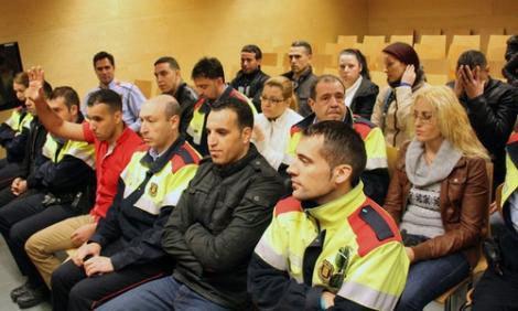 اسبانيا: محاكمة 10 مغاربة بينهم نساء متهمين بتهريب المخدرات