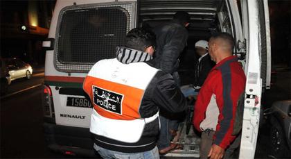 """الشرطة القضائية توقف """"النح"""" أحد أخطر مروجي المخدرات القوية بالناظور"""
