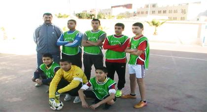 افتتاح الدوري السنوي الرابع لكرة القدم المصغرة بسلوان