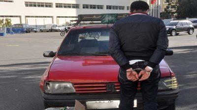 توقيف سائق سيارة أجرة صغيرة بالناظور متورط في ترويج المخدرات القوية