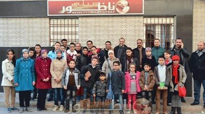 جمعية ابن سينا بأزغنغان في خرجة علمية إلى محطة التطهير للناظور الكبير ومقر مؤسسة ناظورسيتي