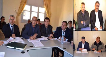 بلدية بني أنصار تعقد دورة فبراير المؤجلة وتصادق على 15 نقطة