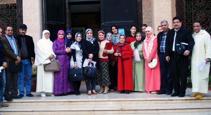 """فرع الناظور لاتحاد كتاب المغرب ينظم """"ملتقى الإبداع النسائي"""""""