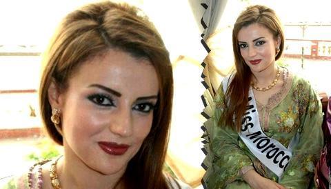 الريفية ملكة جمال المغرب تعلن خطوبتها