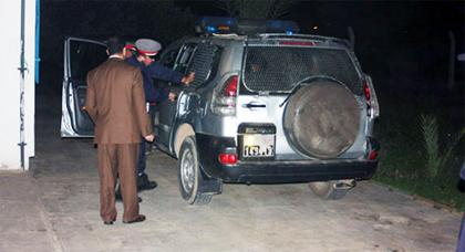 الدرك الملكي بسلوان يعتقل ابن مستشار برلماني بالناظور في حالة سكر وبصحبته فتاة