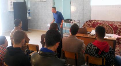 جمعية الخير للتنمية والتضامن الاجتماعي برأس الماء تنظم دورة تكوينية لفائدة تلاميذ إعدادية رأس الماء