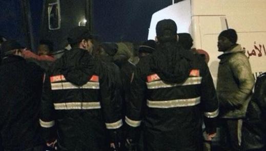 اعتقال مهرب الأطفال السوريين إلى مليلية