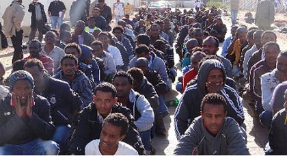 المغرب يسمح بإعادة المهاجرين السريين مقابل توفير الدعم المالي له من طرف الإتحاد الأروبي