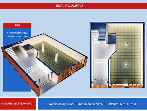 شركة مروك برومو للعقار تقدم شقق و منازل و فيلات و محلات تجارية للبيع