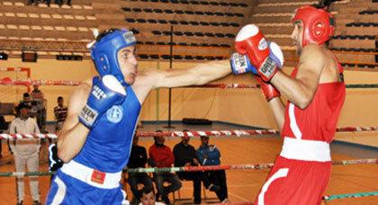 لأول مرة..ستجرى مباريات النصف النهائي والنهائي من بطولة المغرب في الملاكمة بالناظور