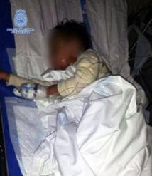 الأمن الإسباني بمليلية ينقذ طفلة في الرابعة من بلدة فرخانة تعرضت لحروق خطيرة