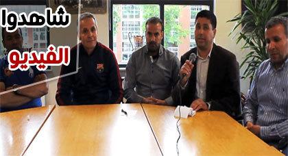 لاعب هلال الناظور السابق بن خدة يدعوا إلى اعادة الاعتبار للرياضة بالإقليم