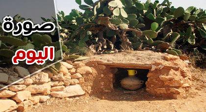 صورة اليوم: جـرة ماء لري العطش، إرث ثقافي بلعسارة في طريقه إلى الزوال
