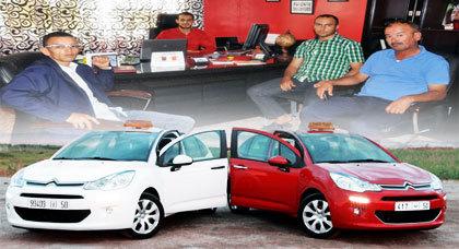 مؤسسة الأمانة تتعزز بسيارة جديدة وتطلق خدمة الويكاند وتهنئ زبنائها بمناسبة حصولهم على رخصة السياقة