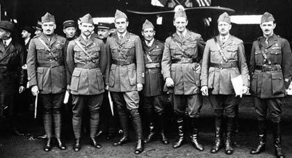 الطيارون الأمريكيون الذين حاربوا بن عبد الكريم الخطابي