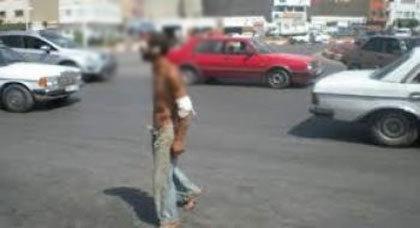 شخص يروع المارة بحي بوبلاو بالناظور تحت التهديد بالسلاح الأبيض ويسرق ما بحوزتهم