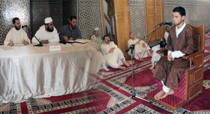 مدينة إمزورن تحتضن مسابقة في تجويد القرآن الكريم