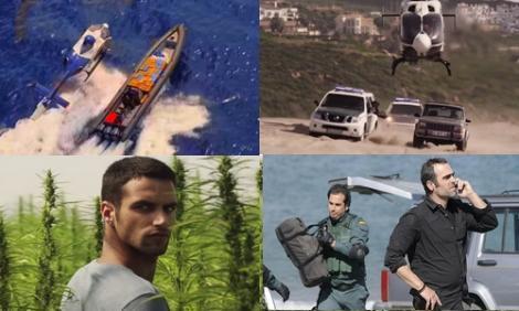 """بالفيديو.. """"نينو"""" فيلم اسباني جديد عن مهربي المخدرات من شمال المغرب"""